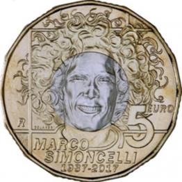 5 Euro San Marino