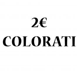 2 Euro Colorati