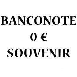 Banconote 0€ Souvenir
