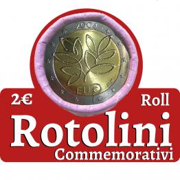 2€ Commemorativi Rotolino