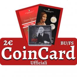 2€ Coincard Ufficiali