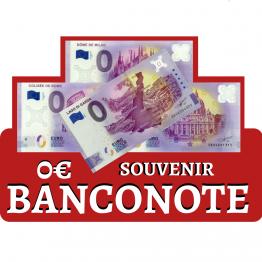 Banconote 0 Euro Souvenir