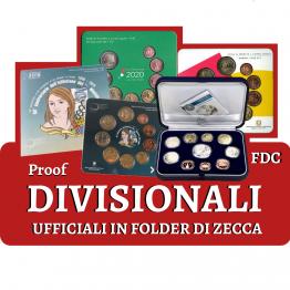Serie Ufficiale Di Zecca